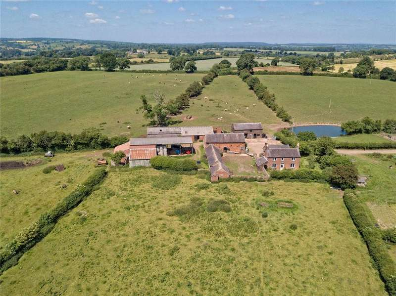4 Bedrooms Farm Commercial for sale in Eccleshall, Stafford, ST21