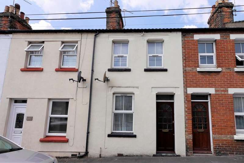 3 Bedrooms Terraced House for sale in Hamilton Street, Parkeston, Harwich