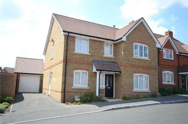 4 Bedrooms Detached House for sale in Daubeny Close, Wokingham, Berkshire