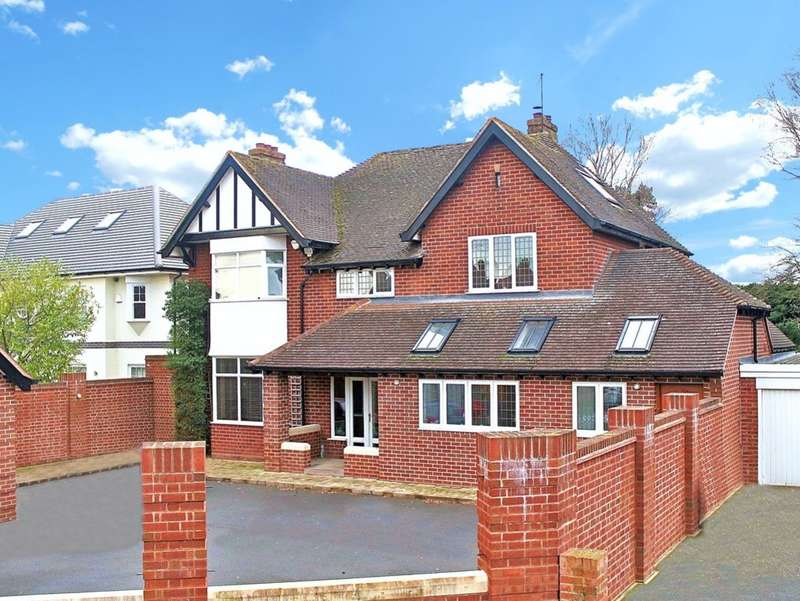 4 Bedrooms Detached House for sale in Hill View Road, Worcester, WR2 4PJ