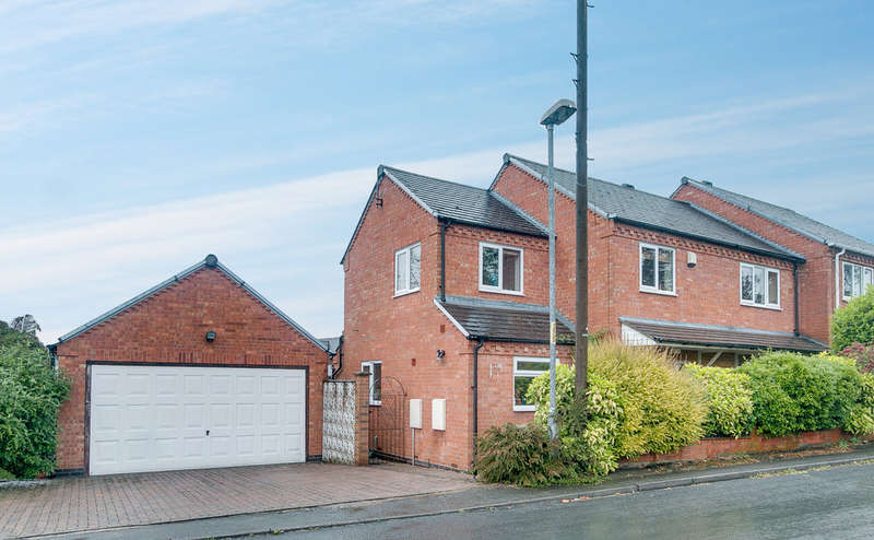 4 Bedrooms Semi Detached House for sale in Manor House Lane, Astwood Bank, Redditch, B96 6EG