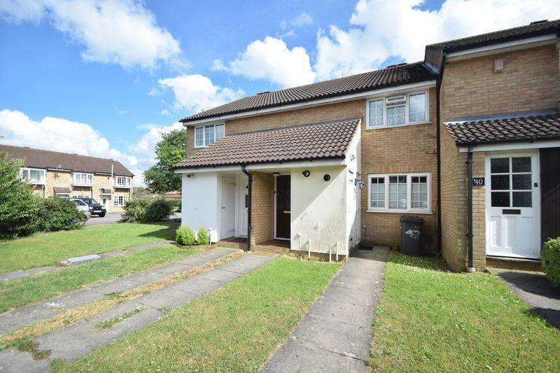 1 Bedroom Maisonette Flat for sale in Claverley Green, Luton