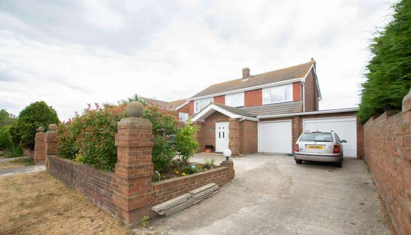 4 Bedrooms Detached House for sale in Daryngton Avenue, Birchington, CT7