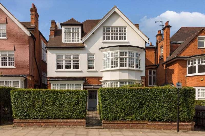 1 Bedroom Flat for sale in Bracknell Gardens, Hampstead, London