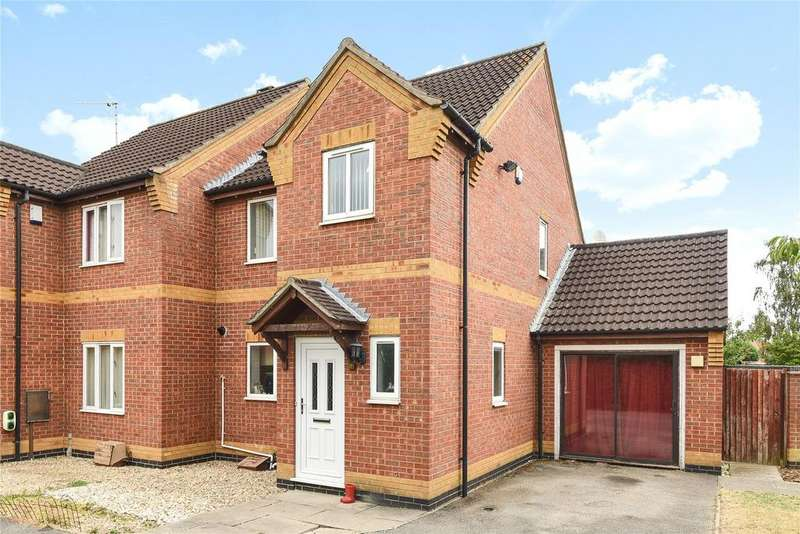 3 Bedrooms Semi Detached House for sale in Smalley Road, Fishtoft, PE21