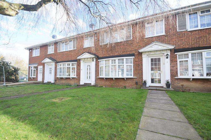 3 Bedrooms Terraced House for sale in Bideford Gardens, Luton