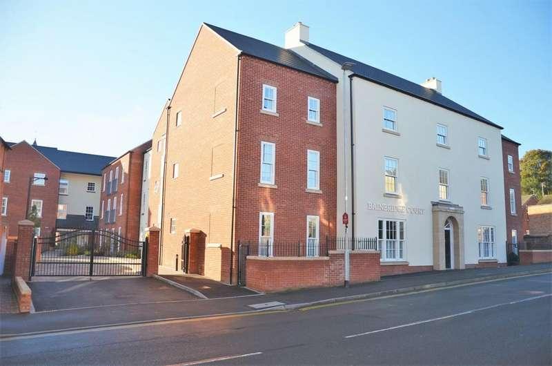 2 Bedrooms Apartment Flat for sale in Bainbridge Court, Ashby De La Zouch, LE65