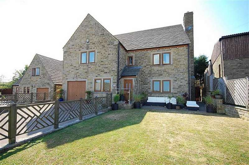 6 Bedrooms Detached House for sale in Northfield, Barkisland, Halifax, HX4