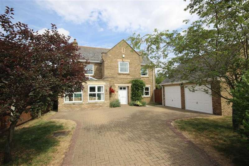 4 Bedrooms Detached House for sale in Holme Drive, Sudbrooke, Lincoln, Lincolnshire