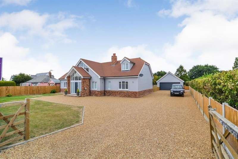 5 Bedrooms Detached House for sale in Trusses Road, Southminster