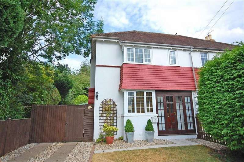 3 Bedrooms Semi Detached House for sale in Haywards Road, Charlton Kings, Cheltenham, GL52