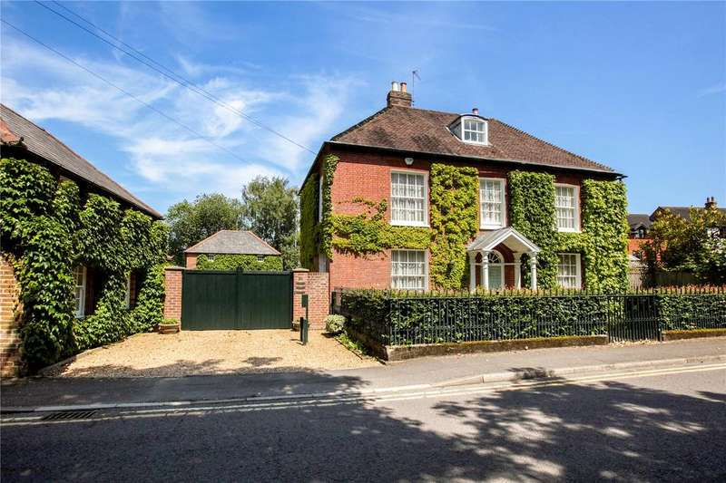5 Bedrooms Unique Property for sale in Poole Road, Wimborne, Dorset, BH21