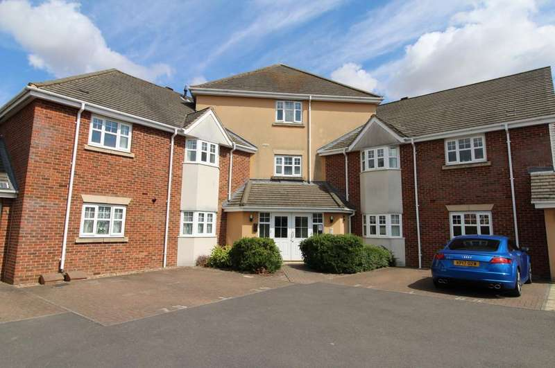 2 Bedrooms Flat for sale in French's Gate, Dunstable