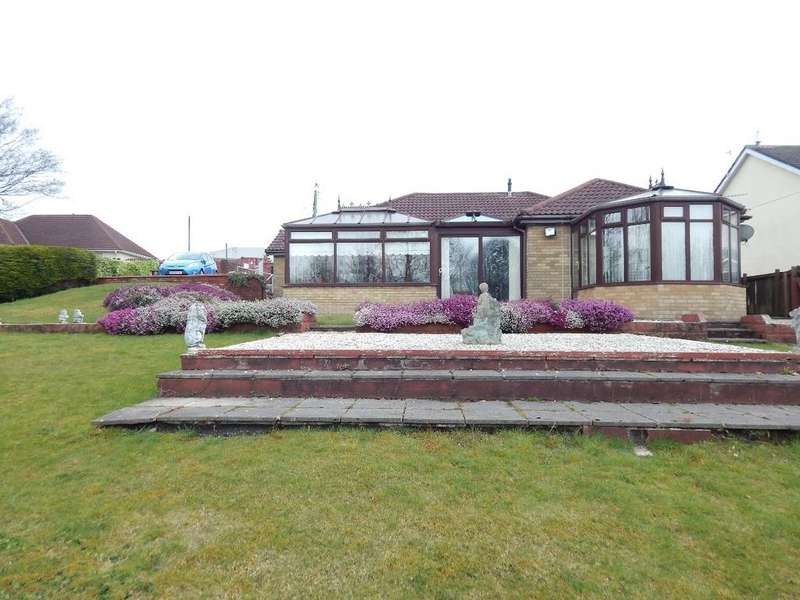 3 Bedrooms Bungalow for sale in Chapel Road. Nantyglo. NP23 4NB