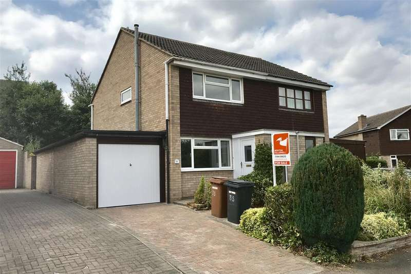 2 Bedrooms Detached House for sale in Freeby Close, Melton Mowbray