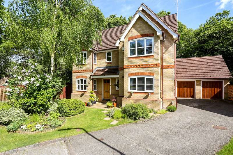 5 Bedrooms Detached House for sale in Charters Way, Sunningdale, Berkshire, SL5