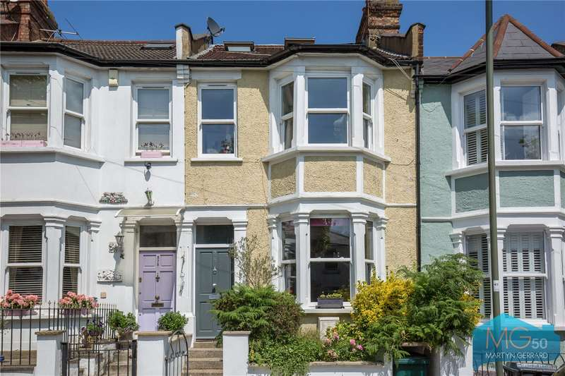 4 Bedrooms Terraced House for sale in Long Lane, East Finchley, London, N2