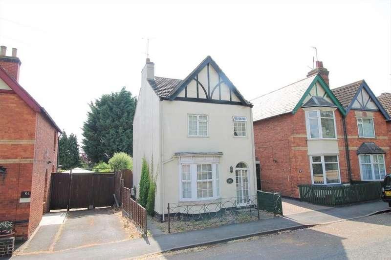 3 Bedrooms Detached House for sale in Logan Street, Market Harborough