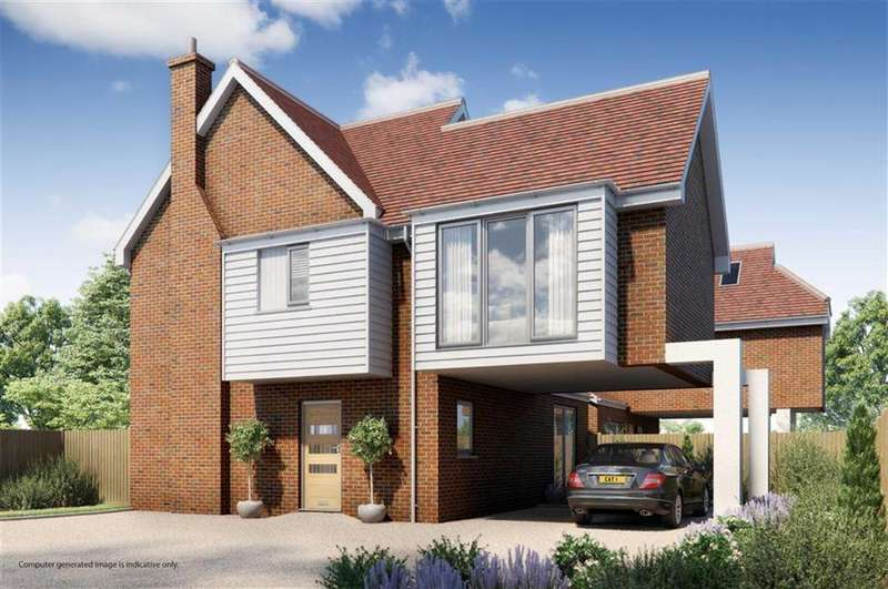 4 Bedrooms Detached House for sale in The Vale, Southgate, London