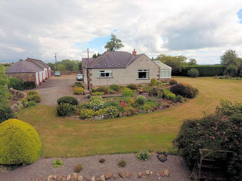 3 Bedrooms Smallholding Commercial for sale in Dykeside, Chapelknowe , Canonbie DG14