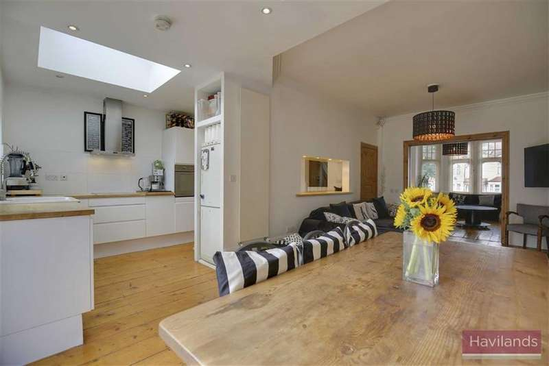 3 Bedrooms Terraced House for sale in Bourne Hill, Palmers Green, London