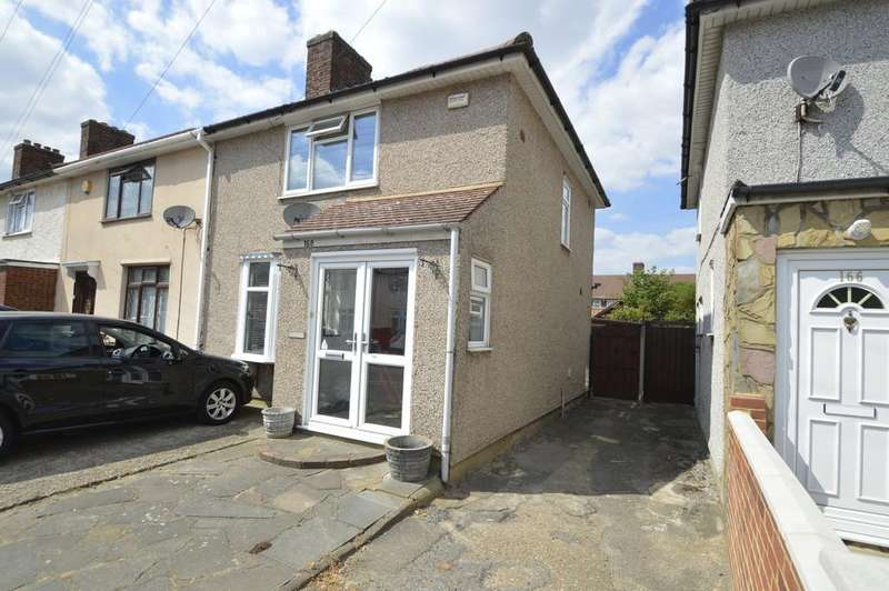 3 Bedrooms End Of Terrace House for sale in Ivyhouse Road, Dagenham