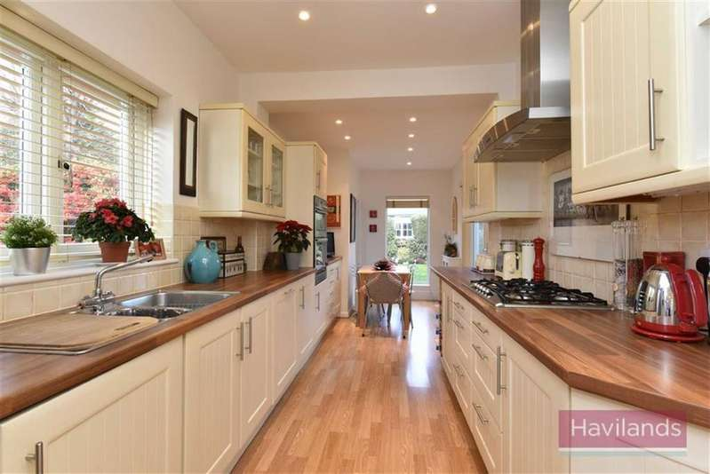 4 Bedrooms Semi Detached House for sale in Ridge Road, Winchmore Hill
