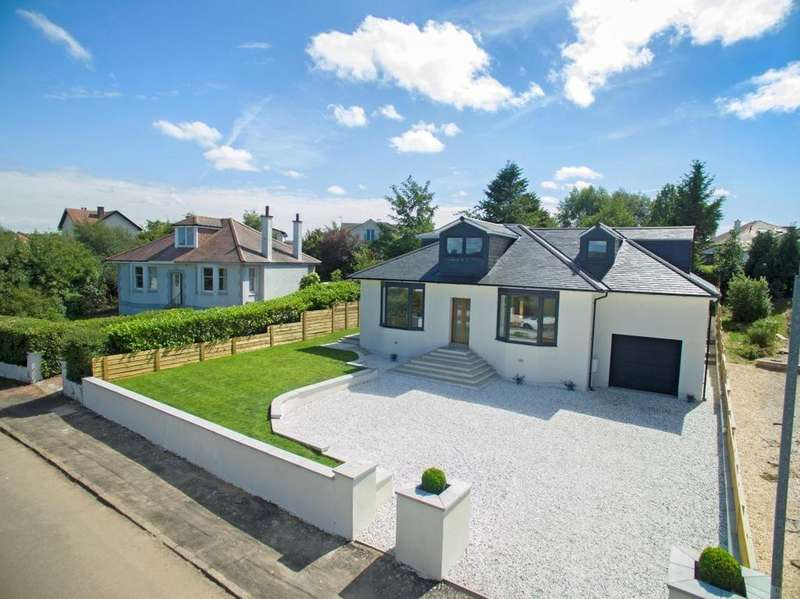 5 Bedrooms Detached House for sale in Ford Road, Newton Mearns, Glasgow, G77