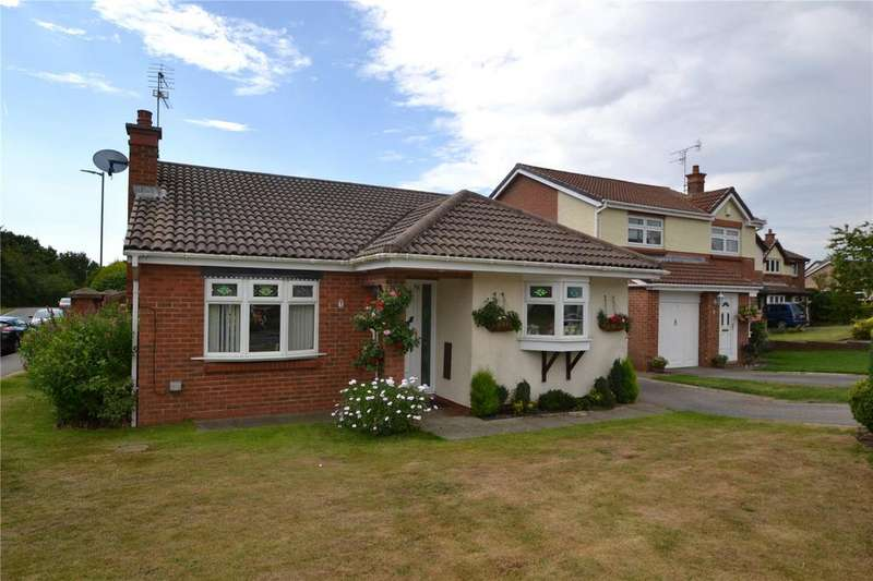 2 Bedrooms Detached Bungalow for sale in Hilton Drive, Peterlee, Co.Durham, SR8
