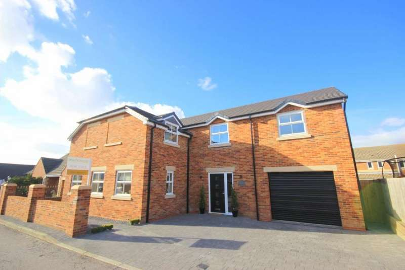 4 Bedrooms Detached House for sale in Goatbeck Terrace, Langley Moor