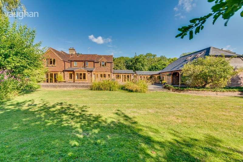 6 Bedrooms Country House Character Property for sale in Henfield Road, Poynings, Brighton, BN45