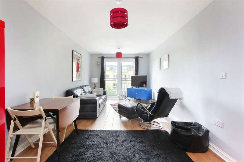 2 Bedrooms Flat for sale in Effra Parade, Brixton, London, SW2