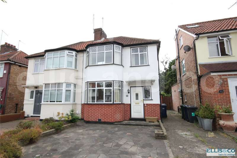 3 Bedrooms Property for sale in Oakhampton Road Mill Hill London