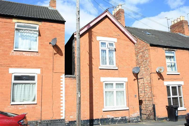 3 Bedrooms Property for sale in Victoria Street, Grantham