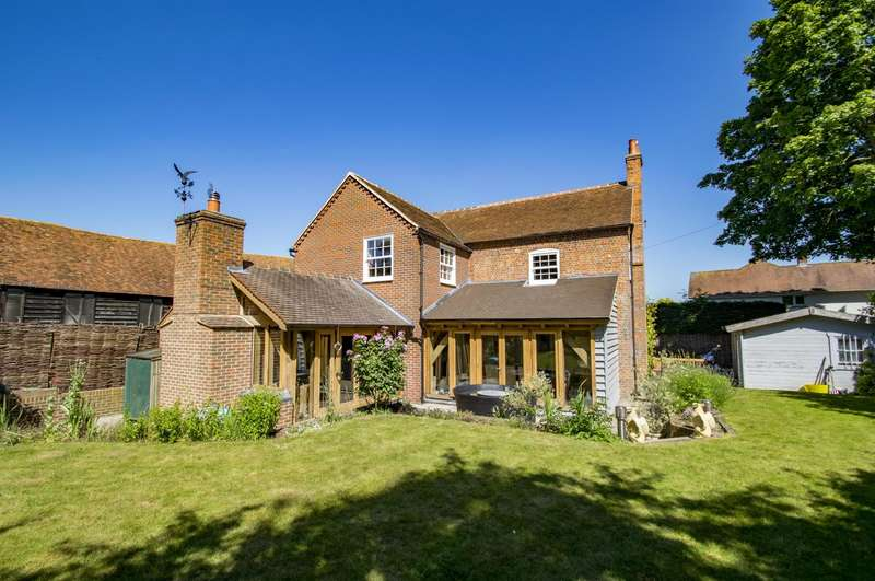 4 Bedrooms Detached House for sale in The Croft, Aston Tirrold, OX11