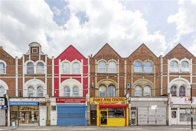 2 Bedrooms Flat for sale in Streatham Road, Streatham