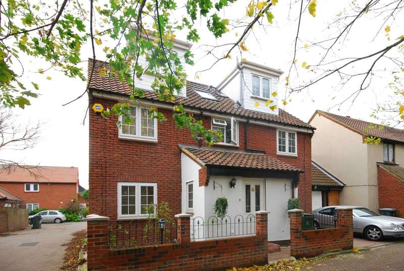 6 Bedrooms House for sale in Osprey Close, Beckton, E6