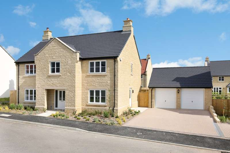 5 Bedrooms Detached House for sale in Fulwell Lane, Faulkland