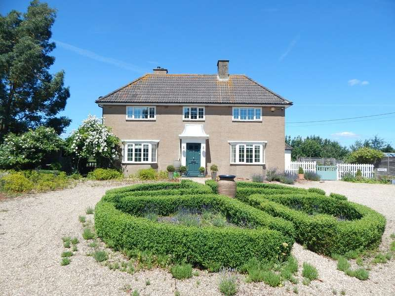 4 Bedrooms Detached House for sale in Wyke Road, Castle Cary