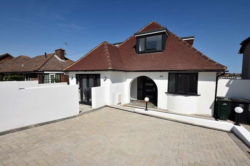 5 Bedrooms Detached House for sale in Saltdean