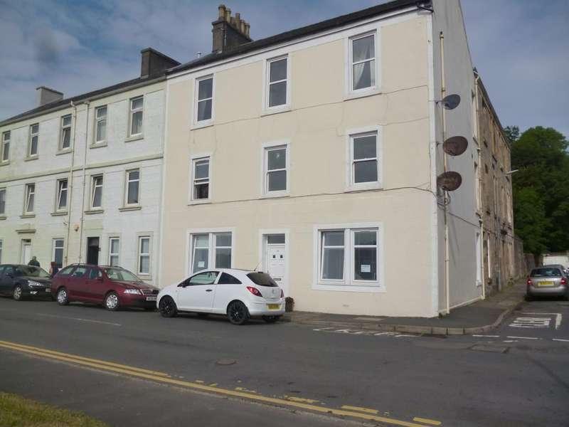 3 Bedrooms Flat for sale in 12 Kelburn Street, Millport, ISLE OF CUMBRAE, KA28 0DT