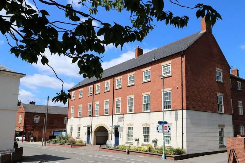 2 Bedrooms Apartment Flat for sale in South Street, Ashby-de-la-Zouch