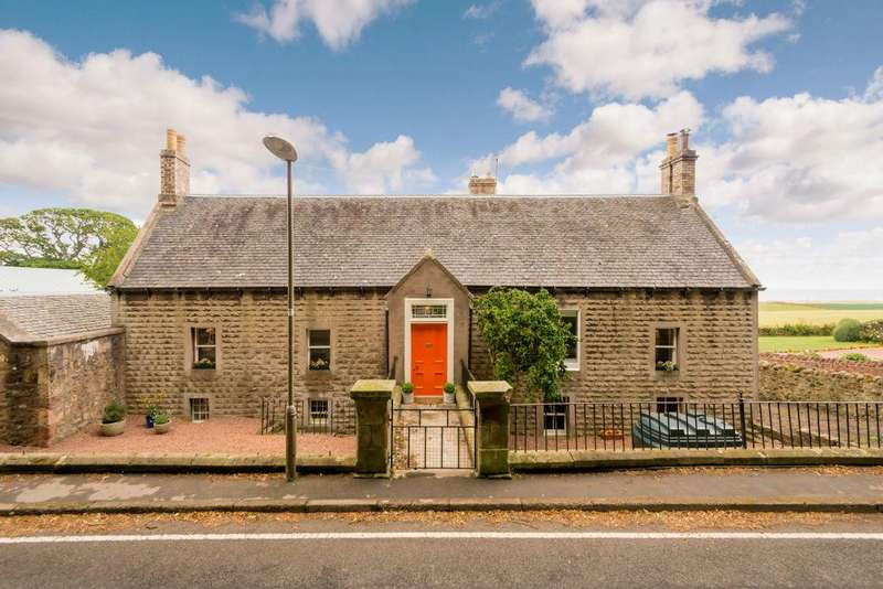 5 Bedrooms Detached House for sale in Innerwick House, Main Street, Innerwick, East Lothian, EH42 1SE