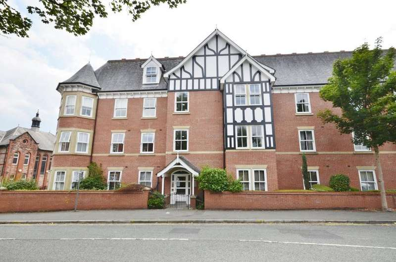 1 Bedroom Apartment Flat for sale in Edale, Groby Road, Altrincham