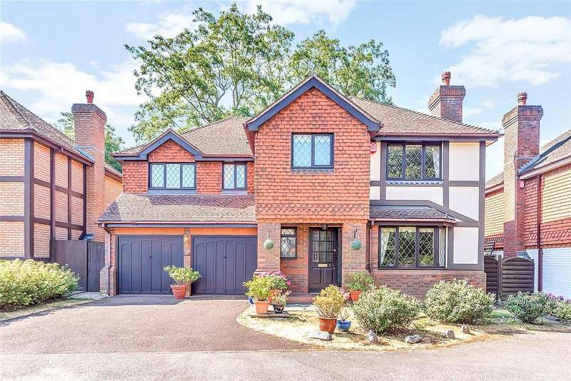 5 Bedrooms Detached House for sale in Ascot Mews, South Wallington, SM6