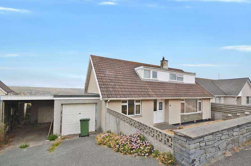 4 Bedrooms Detached House for sale in Perranporth