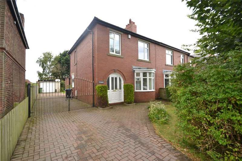 3 Bedrooms Semi Detached House for sale in Cestria, Durham Road, Wingate, Co. Durham., TS28