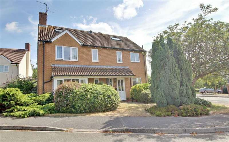 4 Bedrooms Detached House for sale in Reevers Road, Newent, Gloucestershire