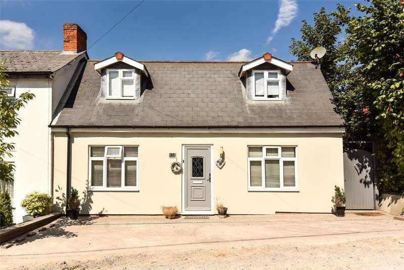 3 Bedrooms Semi Detached House for sale in New Road, Sandhurst, Berkshire, GU47