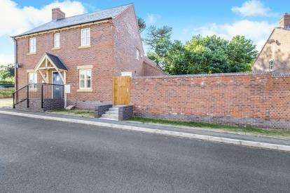 3 Bedrooms Detached House for sale in Ashton Drive, Enderby, Leicester, Leicestershire
